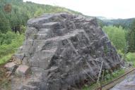 Použití ocelové dvouzákrutové sítě Maccaferri.