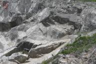 Stříkaný beton v kombinaci s ostatními sanačními opatřeními.